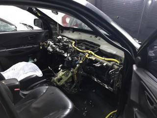 Ремонт климатической установки в Hyundai Tucson