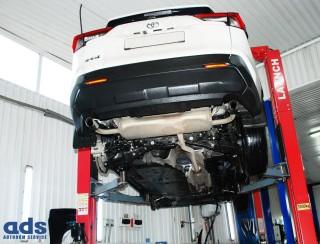 Технічне обслуговування Toyota RAV4.