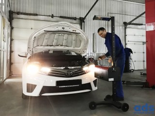 РЕГУЛЮВАННЯ СВІТЛА ФАР Toyota Corolla - 180 ГРН