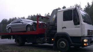 Услуги эвакуатора от СТО Автодом.