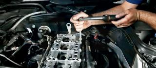 Ремонт двигателя в ADS