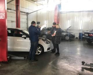 Подготовка автомобиля к зиме в ADS